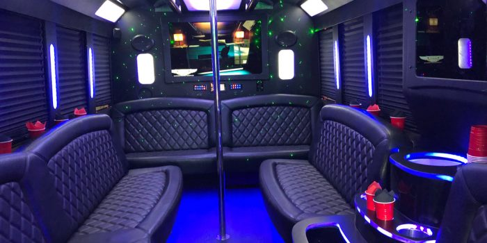 25 passenger party bus long island